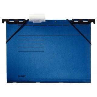LEITZ Hängemappe 6 Fächer blau