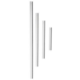 ALCO Lineal 1450-3 100 cm aus Aluminium silber