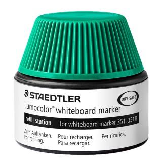 STAEDTLER Nachfülltinte 488 51 für Whiteboardmarker 20 ml grün