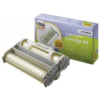 XYRON Folienkassette 18644 A4 10 m 80 mic weiß