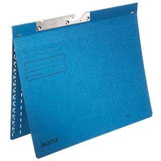 LEITZ Pendelhefter 50 Stück A4 blau