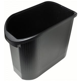 EXACOMPTA Papierkorb Multiform TopLine 26 Liter schwarz