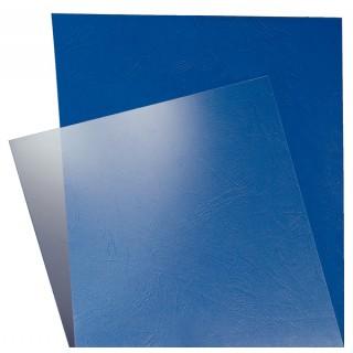 LEITZ Deckblatt 33682 100 Stück DIN A4 250µm transparent