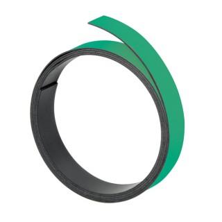 FRANKEN Magnetband 10 mm x 1 m grün