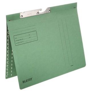 LEITZ Pendelhefter 50 Stück A4 grün