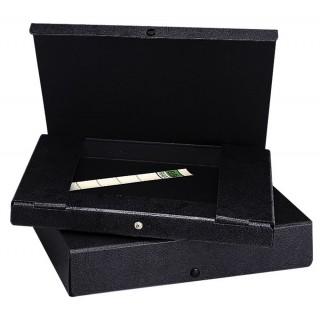 ELBA Dokumentenbox 40000993 schwarz