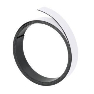 FRANKEN Magnetband 15 mm x 1m weiß