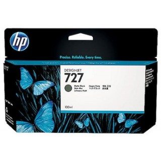 HP Tinte Ink.Nr.727 matte black 130ml