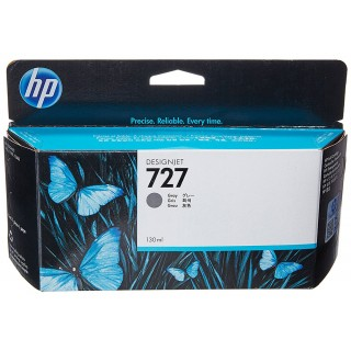 HP Tinte Nr. 727 B3P24A 130 ml grau
