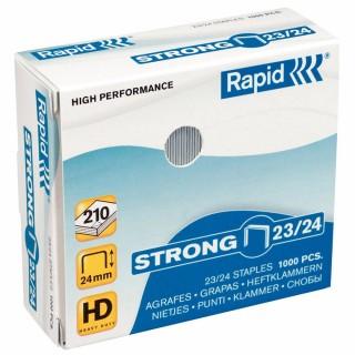 RAPID Heftklammern 23/24 Strong 1.000 Stück