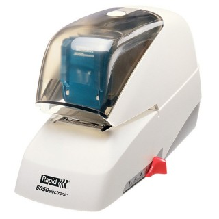 RAPID elektrischer Hefter 5050E weiß