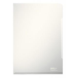LEITZ Sichthülle A4 PVC 100 Stück transparent