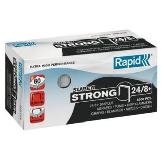 RAPID Heftklammern 5.000 Stück 24/8+ Super Strong