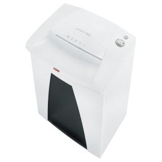 HSM Aktenvernichter Securio 3,9 mm weiß