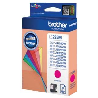 BROTHER Tintenpatrone LC223M 0,55K magenta