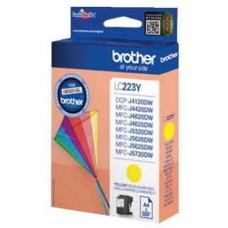 BROTHER Tintenpatrone BRO LC223Y gelb