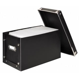 HAMA Media Box für 140 DVDs schwarz