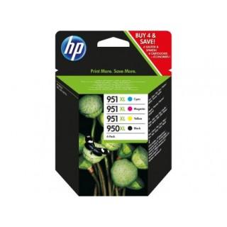 HP Tintenpatrone Nr. 950XL + 951XL Promopack