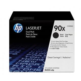 HP Toner Nr. 90X 2 Stück à 24.000 Seiten schwarz