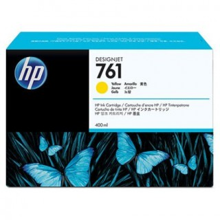 HP Ink CM992A Nr.761 yellow 400ml