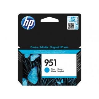 HP Tintenpatrone Nr. 951 8,5ml cyan