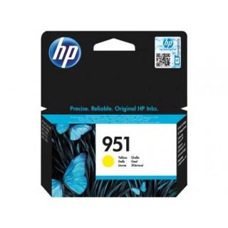 HP Tintenpatrone Nr. 951 8ml gelb