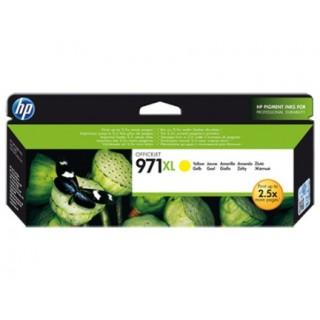 HP Tintenpatrone Nr. 971XL 6.600 Seiten gelb