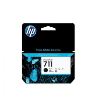 HP Tintenpatrone Nr. 711 38ml schwarz