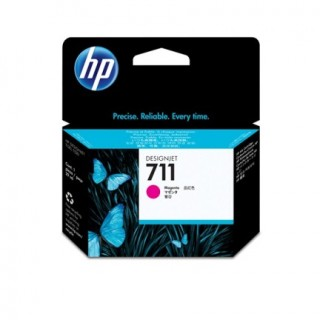 HP Ink CZ131A Nr.711 magenta 29ml