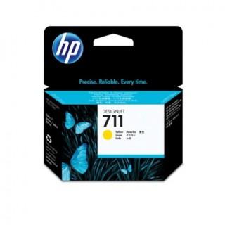 HP Ink CZ132A Nr.711 yellow 29ml
