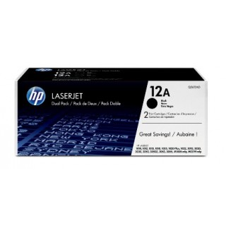 HP LJ Cartr. Ultraprecise Nr.12A 2K 1x2