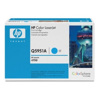 HP LJ Cartridge Nr.643A cyan 10K