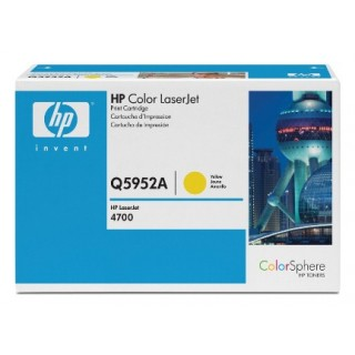 HP LJ Cartridge Nr.643A yellow 10K