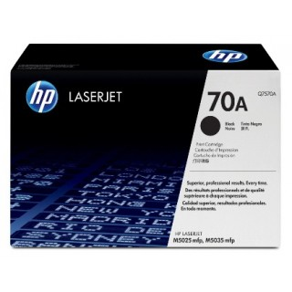 HP LJ Cartridge Nr.70A black 15K