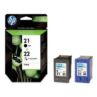 HP Ink Nr.21 + Nr.22