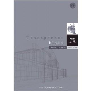 DÜRER Transparentblock A4 25 Blatt