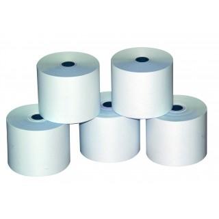 OMEGA Additionsrollen 3006 10 Rollen 76 x 70 x 12 mm 46 Meter weiß