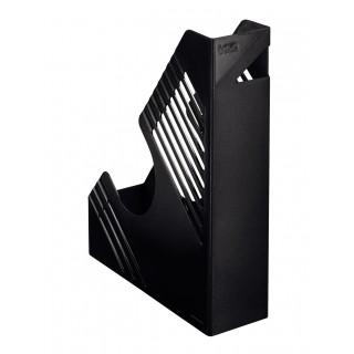 BENE Zeitschriftenbox 50100 A4 PP schwarz