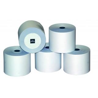 OMEGA Thermorollen 3105 5 Rollen 57,5 x 58 x 12 mm weiß
