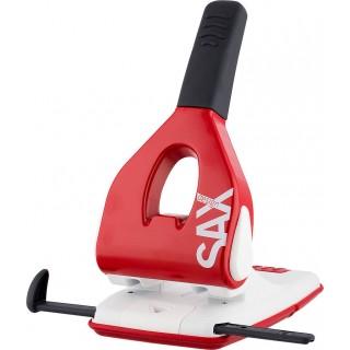 SAX Kraftlocher 618 Design XXL bis 65 Blatt rot