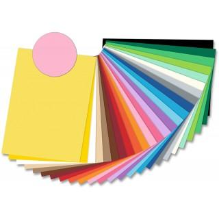 FOLIA Tonzeichenpapier 6726 50 x 70 cm 130 g/m² rosa