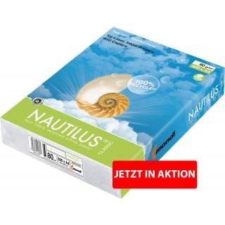 NAUTILUS Kopierpapier A3 500 Blatt 80 g/m²