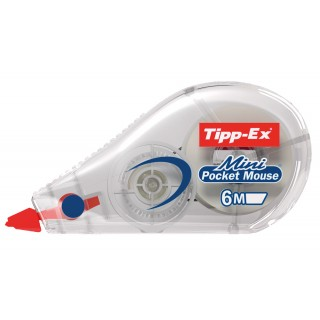TIPP-EX Mini Pocket Mouse Korrekturroller 6 m