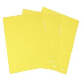 BIELLA Aktenhülle 1784095 100 Stück A4 160 my gelb