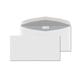 ÖKI Kuvert Classic C6/5 CLA80IS 100 Stück DIN C6/5 gummiert ohne Fenster 80g/m² weiß