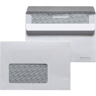 ÖKI Fensterkuvert C6 1000 Stück grau