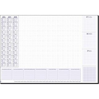 SIGEL Schreibunterlage mit Kalender 30 Blatt  80 g/m2 weiß