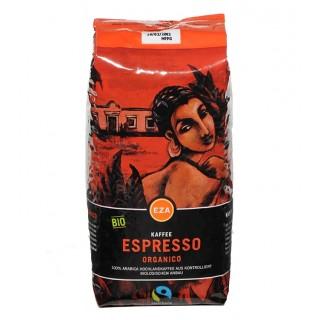 EZA Bio-Kaffee Organico 1 kg ganze Bohne