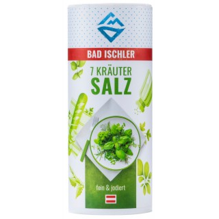 BAD ISCHLER 7 Kräuter Salz 135