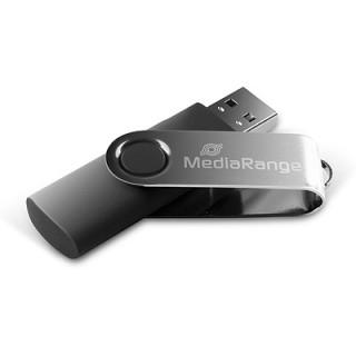 MEDIARANGE USB-Stick 2.0 8 GB schwarz